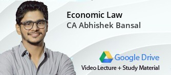 Economic Law Paper 6D with ebook
