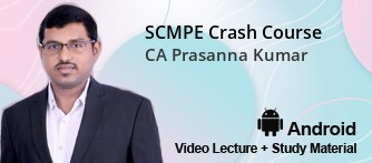 SCMPE Crash Course with ebook