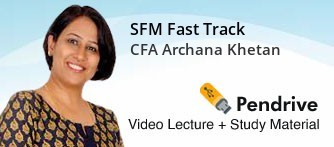 SFM Fast Track with Pendrive