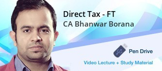 Direct Tax Laws and International Taxation Fast Track
