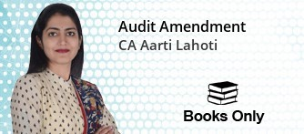Audit Amendment