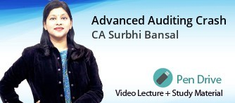 Advanced Auditing Crash Course